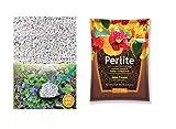 #2: Divine Tree Horticultural Perlite Potting Mix Filler for Organic Gardening (450Gram)