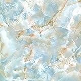 Amphia - Simulation Marmormuster Papier.Marmoreffekt Counter Top Kontakt Papier Vinyl Selbstklebende Dekor Tapete