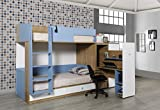 Unbekannt Kinderzimmer Komplett Sarad 2-teilig Modern
