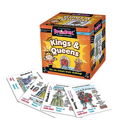 Brainbox Kings & Queens of England Preisvergleich