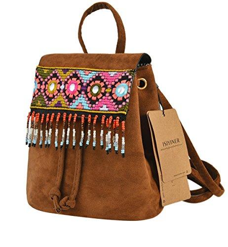 isiyiner-moda-mochila-bohemio-con-diseno-de-bordado-etnico-mochila-mochila-escolar-casual-para-ninas