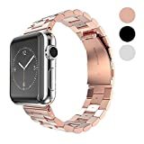 Best Hermes Amici Band - 42mm Apple Watch Cinturino in acciaio inossidabile solido Review