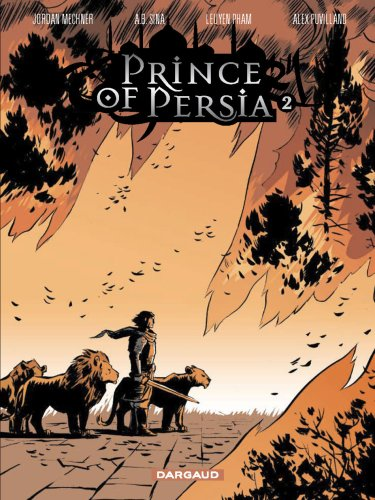 Prince of Persia, Tome 2 :