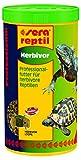 sera 01812 reptil Professional Herbivor 1000 ml - Pflanzen fressende