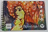 #5: Anupam Artist Drawing Pad - A4, 50 Sheets, 130GSM