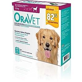 Oravet VOR13 Gomma Igiene Orale per Cani, L