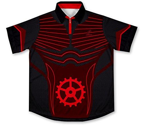 Mechanic Armor Pit Crew Racing Hemd für Mechaniker (Racing Pit Shirt Crew)