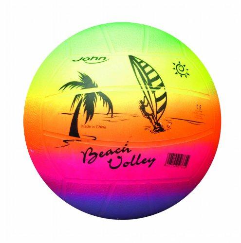 Hoffmann Spielwaren Volleyball Rainbow
