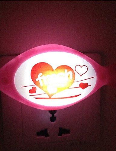 ZQ sensore di luce calda creativa di