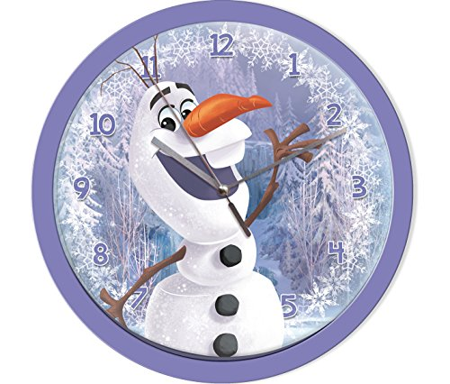 Disney Frozen - Die Eiskönigin Wanduhr Olaf