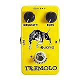 Prom-near JF-09 Tremolo Gitarren Effekt-Regler Gitarreneffektpedal Analog Stompbox Intensity True Bypass