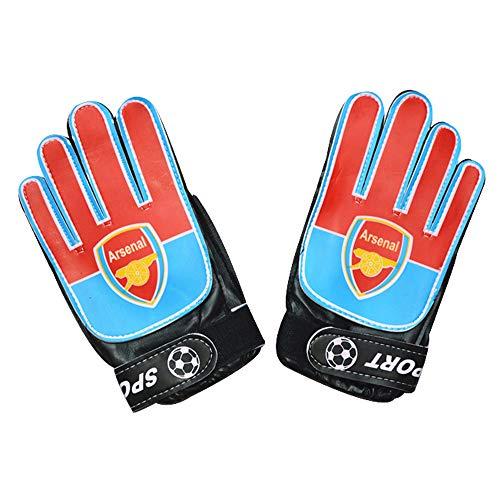ebf7a28b66901 SDSPORT Kid's Soccer Goalkeeper Gloves Breathable Comfortable Non-Slip  Design for The Height of Under 1.5m Boys & Girls,Multiple Styles