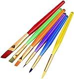 eBoot Children Paint Brushes set Artist Brush, 6 Pieces