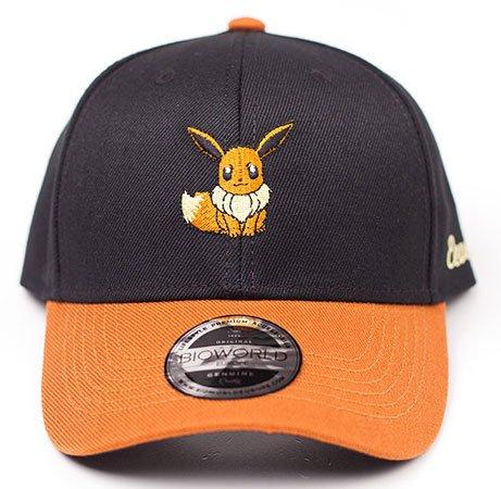 Pokémon - Casquette - Evoli Curved