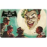 DC Comics - Retro Vintage Frühstücksbrettchen Schneidbrett - Batman - Face of the Joker