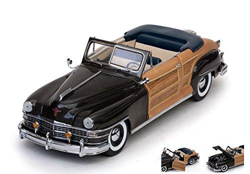 chrysler-town-country-1948-gunmetal-grey-118-sunstar-auto-stradali-modello-modellino-die-cast