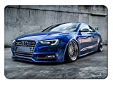 Mauspad Low Blue S5 Design