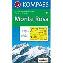Monte Rosa 88 kompass D/I