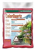 Dennerle 2762 Color-Quarzkies, 5 kg, indischrot