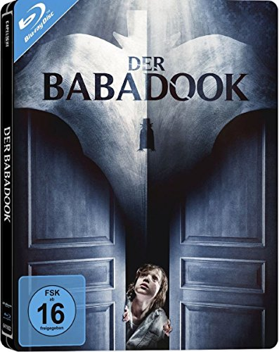 Der Babadook - Limited Steelbook [Blu-ray]