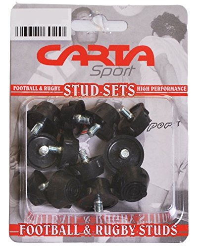 Carta Sport Calcio, Rugby, Perno per scarpe viti di ricambio