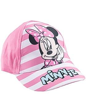 Disney Minnie Chicas Gorra de béisbol - fucsia