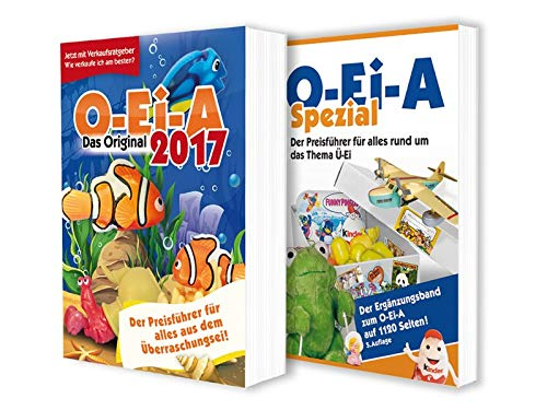 O-Ei-A Profi-Bundle 2017 - O-Ei-A 2017 und O-Ei-A Spezial gebraucht kaufen  Wird an jeden Ort in Deutschland