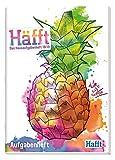 Häfft Original 2018/2019 A5 - [Ananas] Das Hausaufgabenheft + Schülerkalender