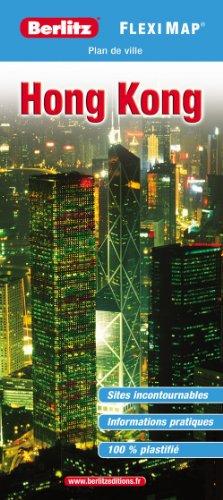 Plan de Hong Kong - Flexi Map plastifié