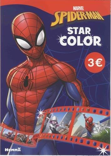Marvel Spider-Man : Star color