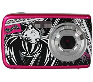 Sakar 71048-PNK-INT - Monster High 7.1 Megapixel Digitalkamera