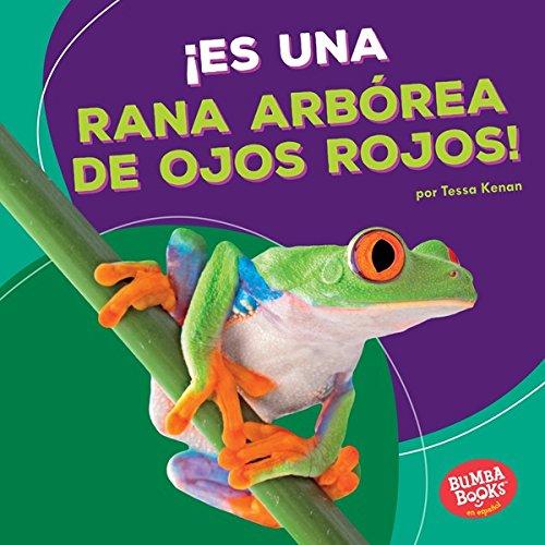 ¡Es una rana arbórea de ojos rojos! (It's a Red-Eyed Tree Frog!) (Bumba Books ® en español — Animales de la selva tropical (Rain Forest Animals))