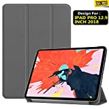 Taslar Slim Smart Case Trifold Stand Flip Cover with Magnetic Auto Sleep/Wake