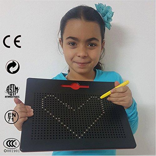 INTIGNIS® Tablero Dibujo magnético Educativo niños