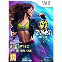 Zumba fitness 2 : sculptez votre corps en musique