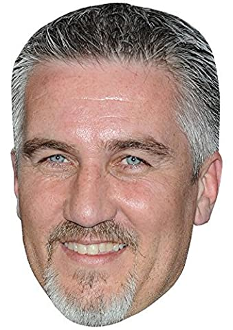 PAUL HOLLYWOOD - BUDGET RANGE - READY TO WEAR CELEBRITY FACE MASK