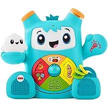 Fisher-Price Rocky Roquero, juguete electrónico bebé +6 meses (Mattel ...