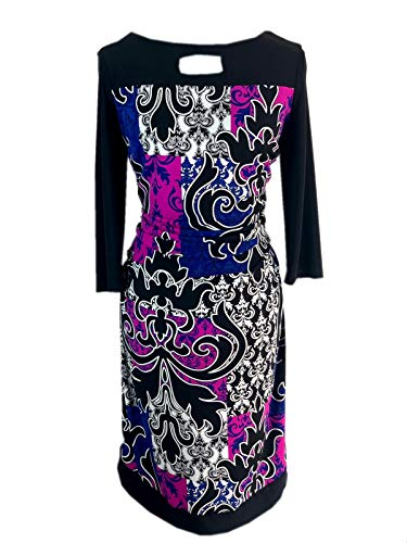 Joseph Ribkoff Women's Pencil Dress multi-coloured multi-coloured