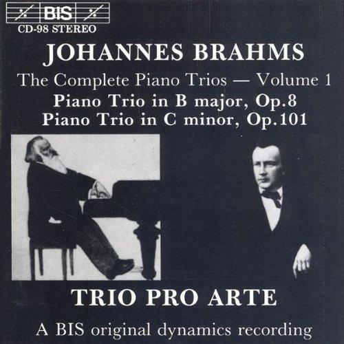 Piano Trio No. 3 in C Minor, Op. 101: II. Presto non assai