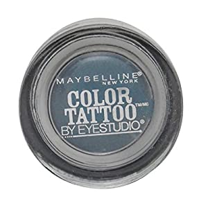 Maybelline Color Tattoo Eyeshadow Limited Edition - Test my Teal by Maybeline New York
