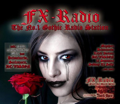 FX Radio - The No. 1 Gothic Radio Station