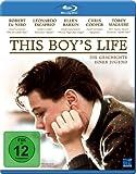 This Boy's Life - Die Geschichte einer Jugend [Blu-ray] -