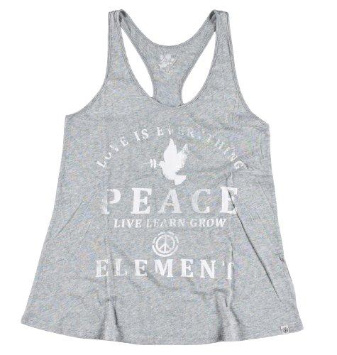 Element T-shirt T-shirt Devise Singlet Gris - gris