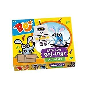Paul Lamond 6415 Let's Get Boj-Ing Box Craft