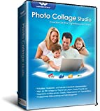 Photo Collage Studio Win Vollversion (Product Keycard ohne Datenträger)
