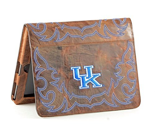 Gameday Boots NCAA Kentucky Wildcats Ky-IP049University of Kentucky iPad 2, Messing, One Size - Gesticktes Western-stiefel