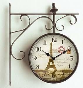 Orologio da parete orologio di stazione design parigi for Orologio da stazione