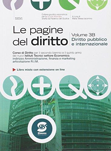 Pagine del diritto. Pubblico e internazionale. Per gli Ist. tecnici e professionali. Con espansione online