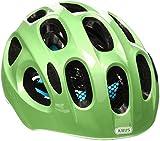 Abus Youn-I Fahrradhelm, Sparkling Green, 52-57 cm