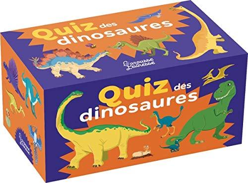 Quiz des dinosaures par Jean-Michel Jakobowicz